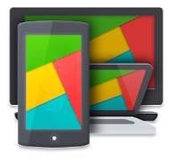 aplikasi menghubungkan dua layar android