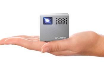 proyektor cube