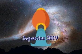 zodiak aquarius 2019