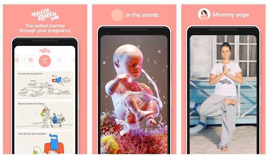 aplikasi untuk wanita hamil