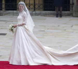 gaun pernikahan mewah