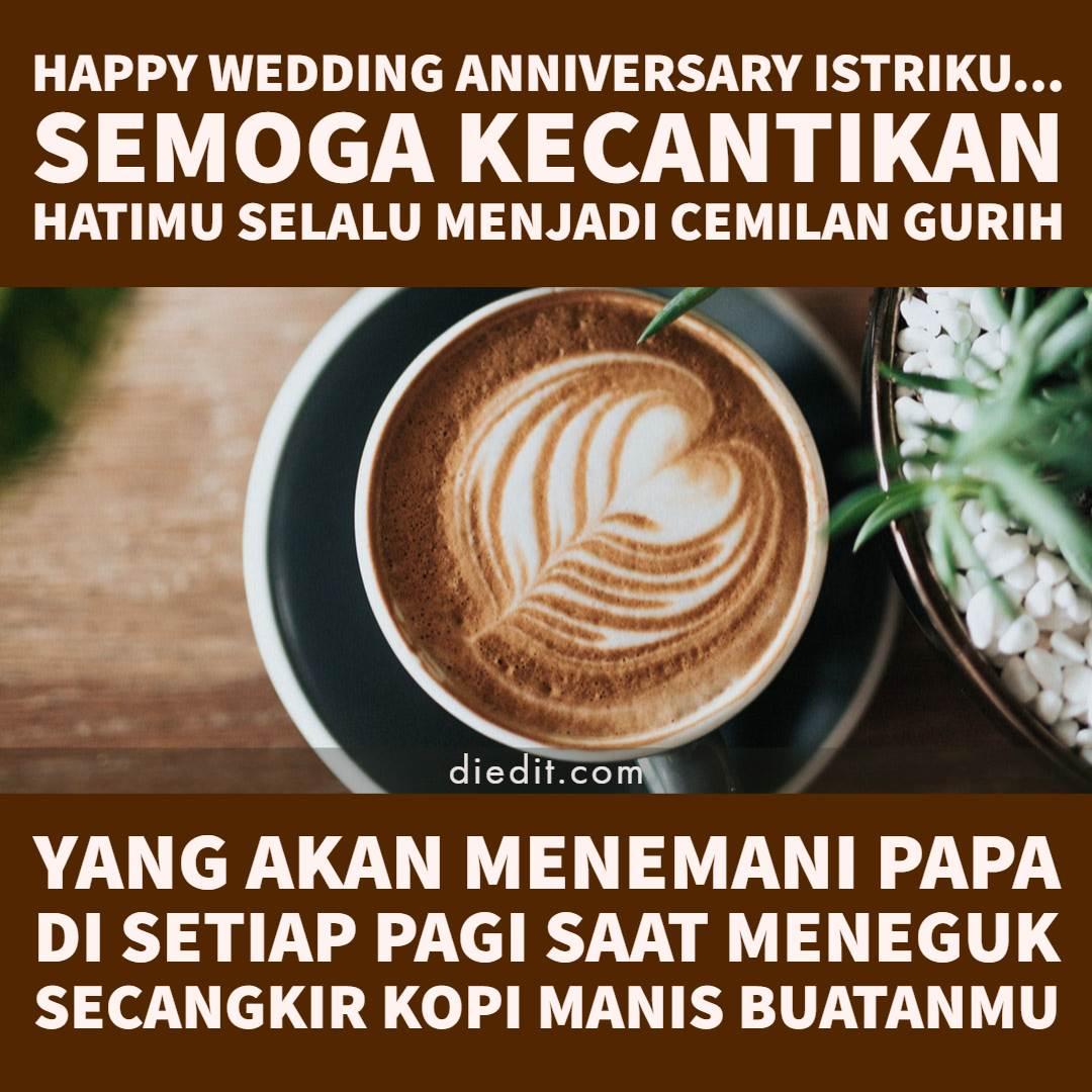 ucapan happy anniversary untuk istri