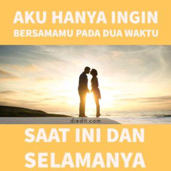 kata kata romantis bersama selamanya