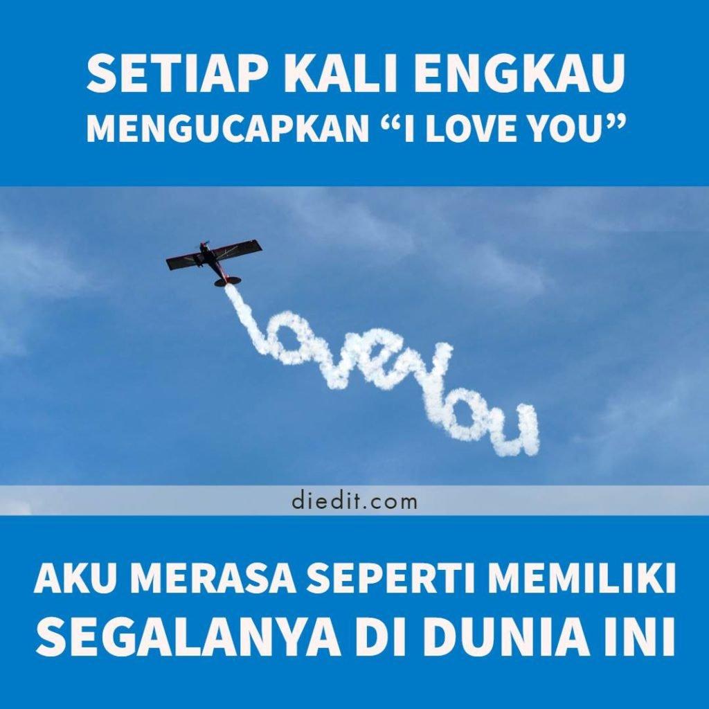 kata kata I Love You
