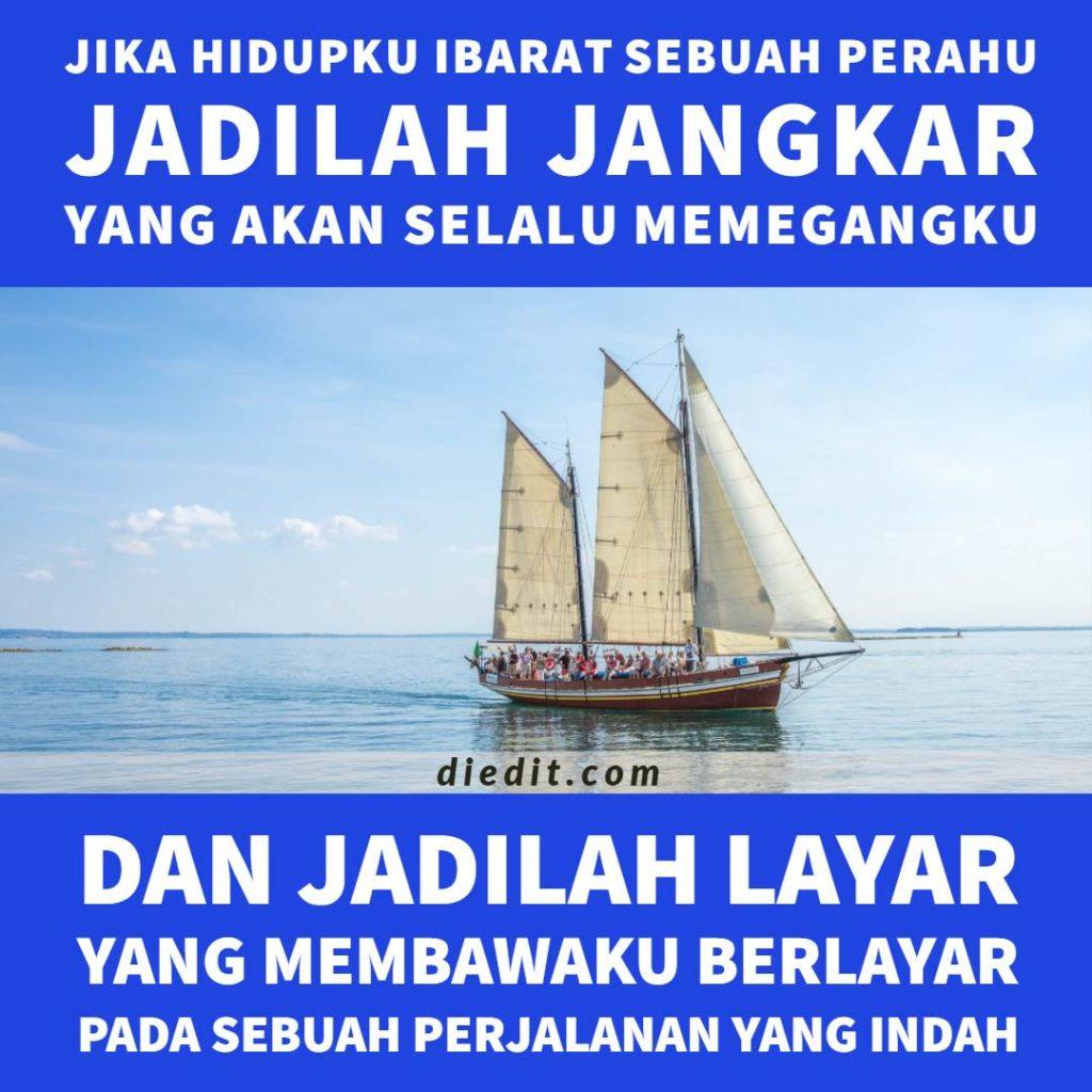 kata kata cinta pelaut