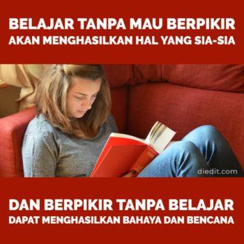 Kata motivasi belajar