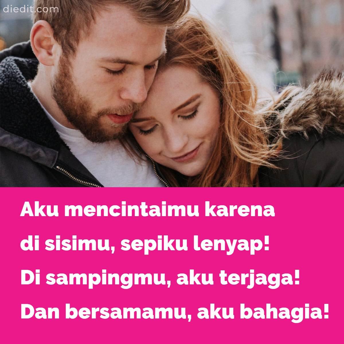 1500+ Kata Kata Sayang Buat Pacar, Bikin Mesra Romantis ~ Diedit.com