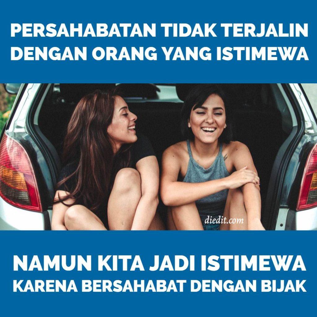 kata sahabat sejati