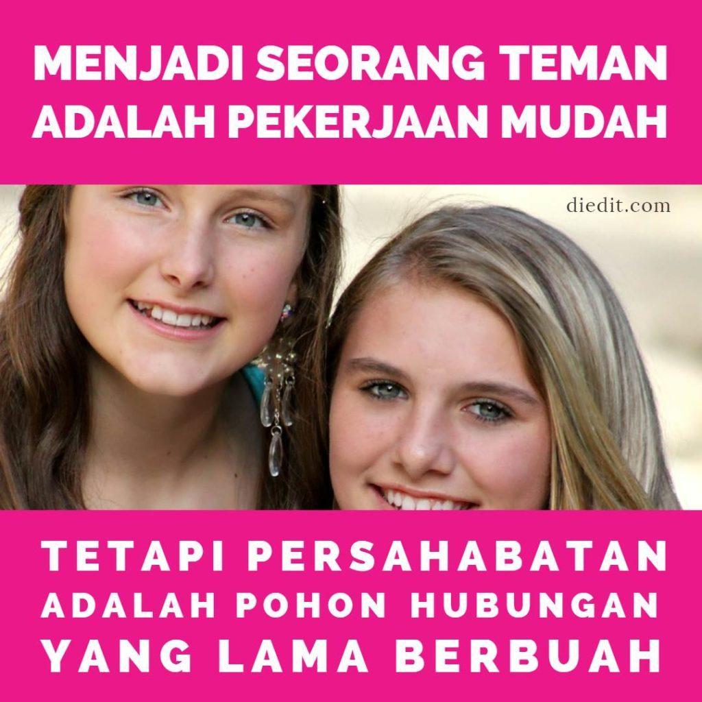 kata kata teman sahabat