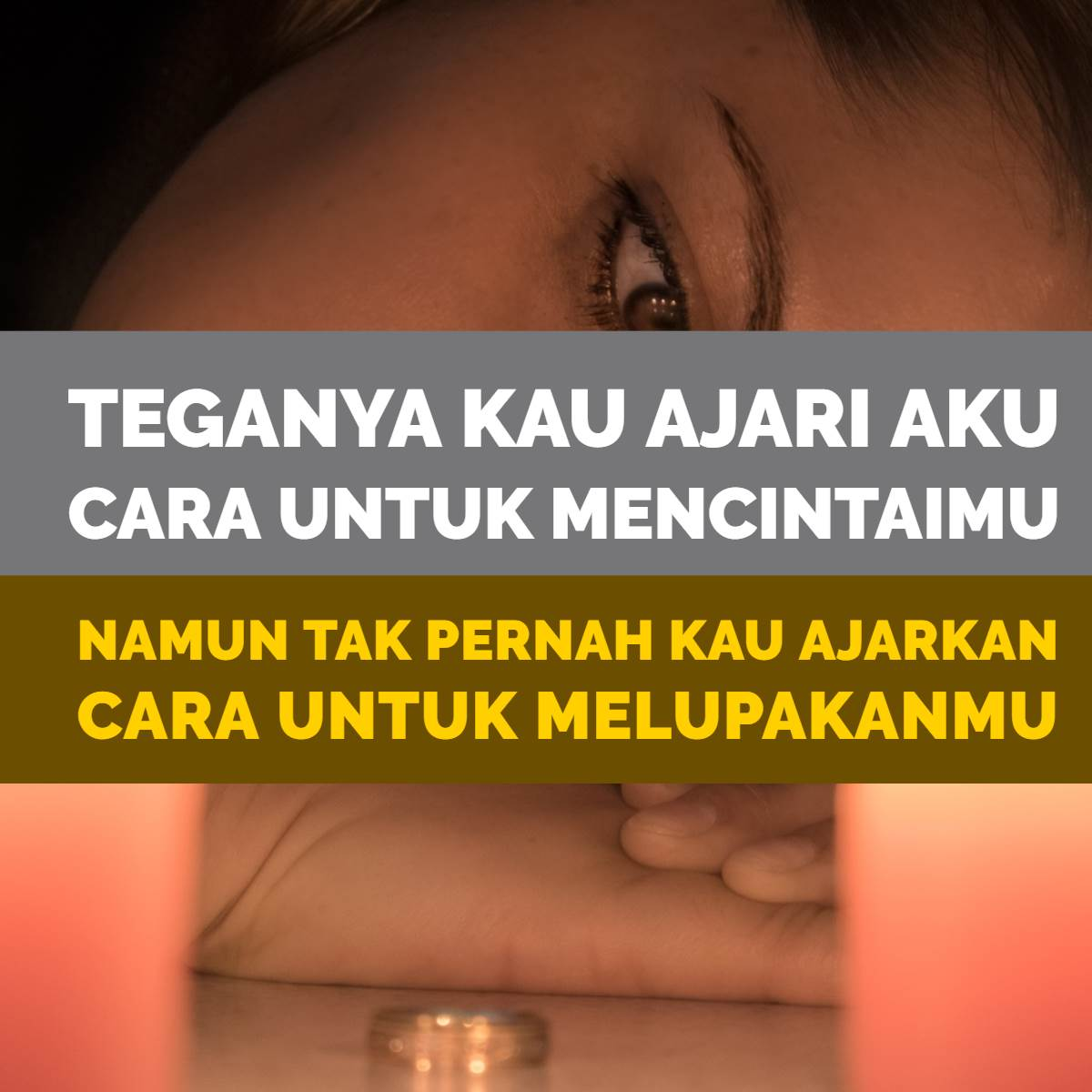1200+ Kata Kata Sedih Karena Cinta   Putus, Patah Hati, Galau & Kecewa ~ diedit.com