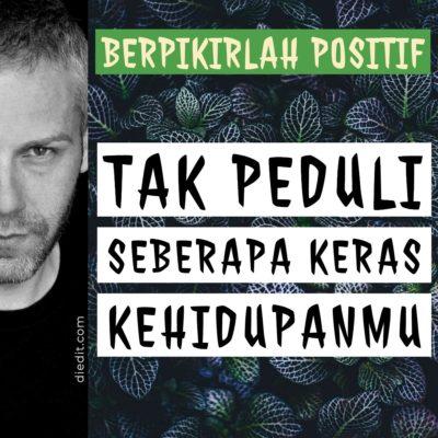 kata kata bijak berpikir positif