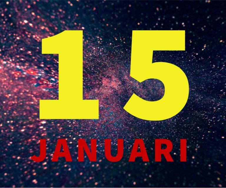lahir 15 januari
