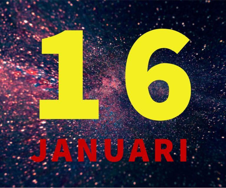 lahir 16 januari