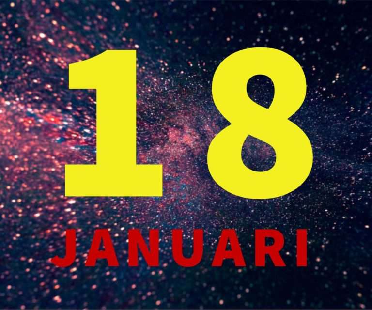 lahir 18 januari
