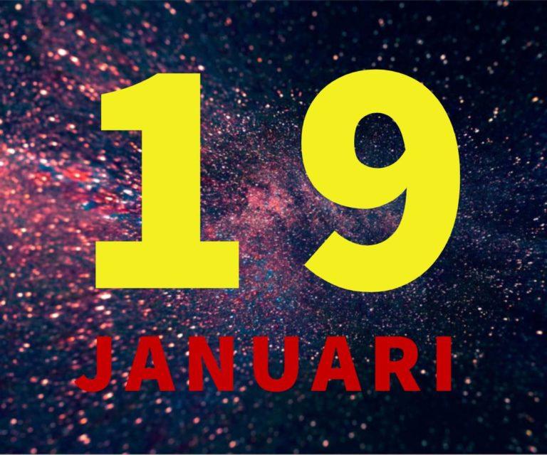 lahir 19 januari