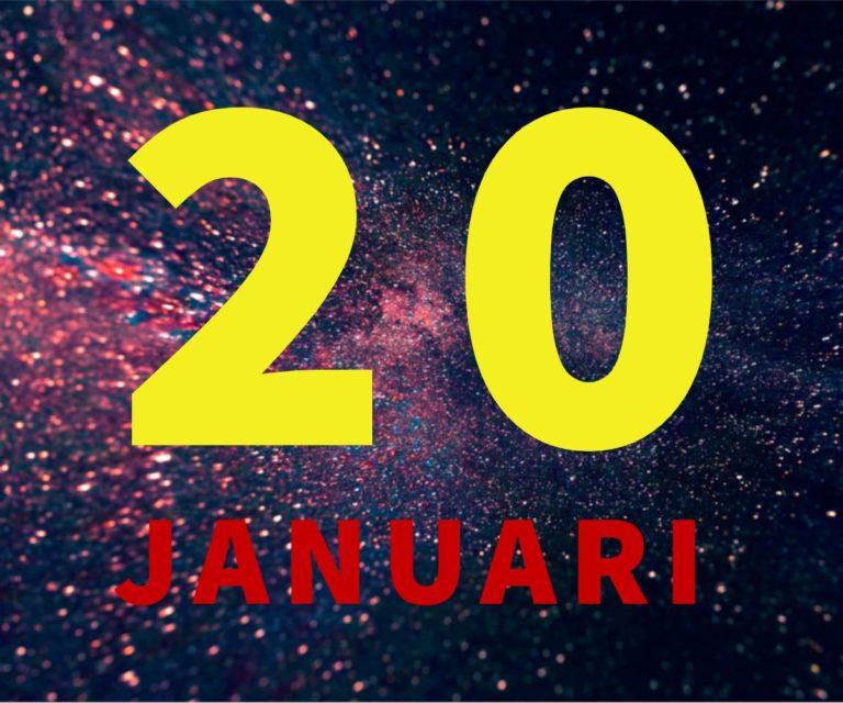 lahir 20 januari