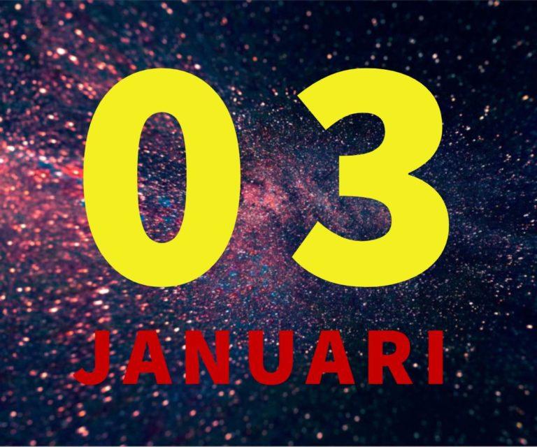 lahir 3 januari