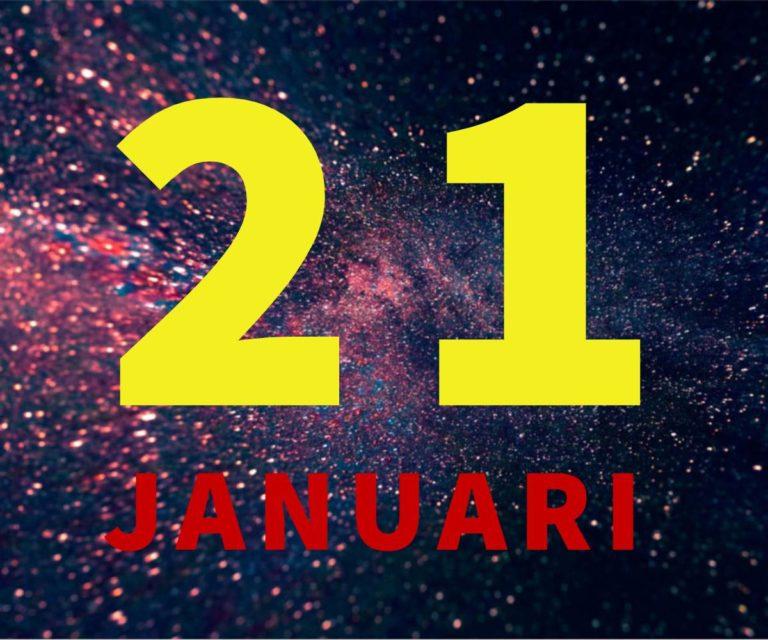 lahir 21 januari