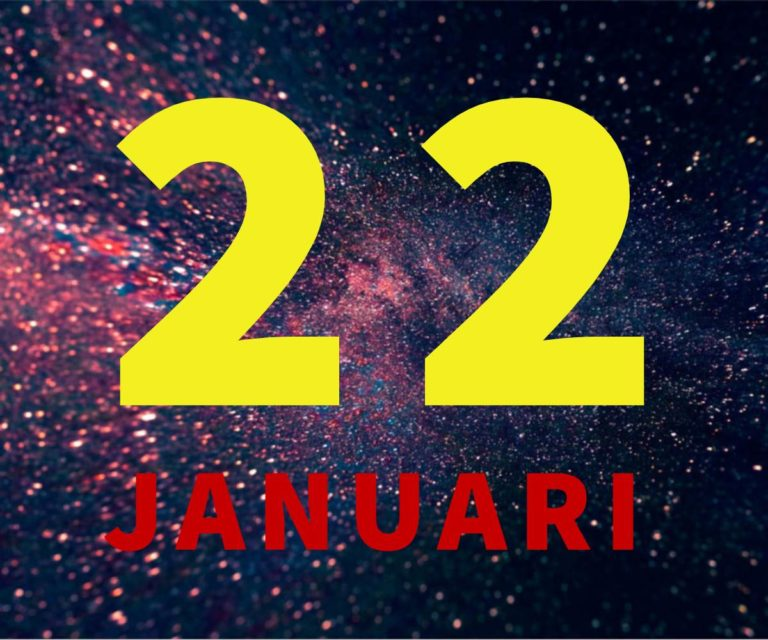 lahir 22 januari