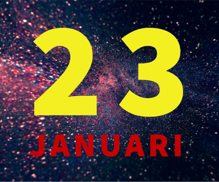lahir 23 januari