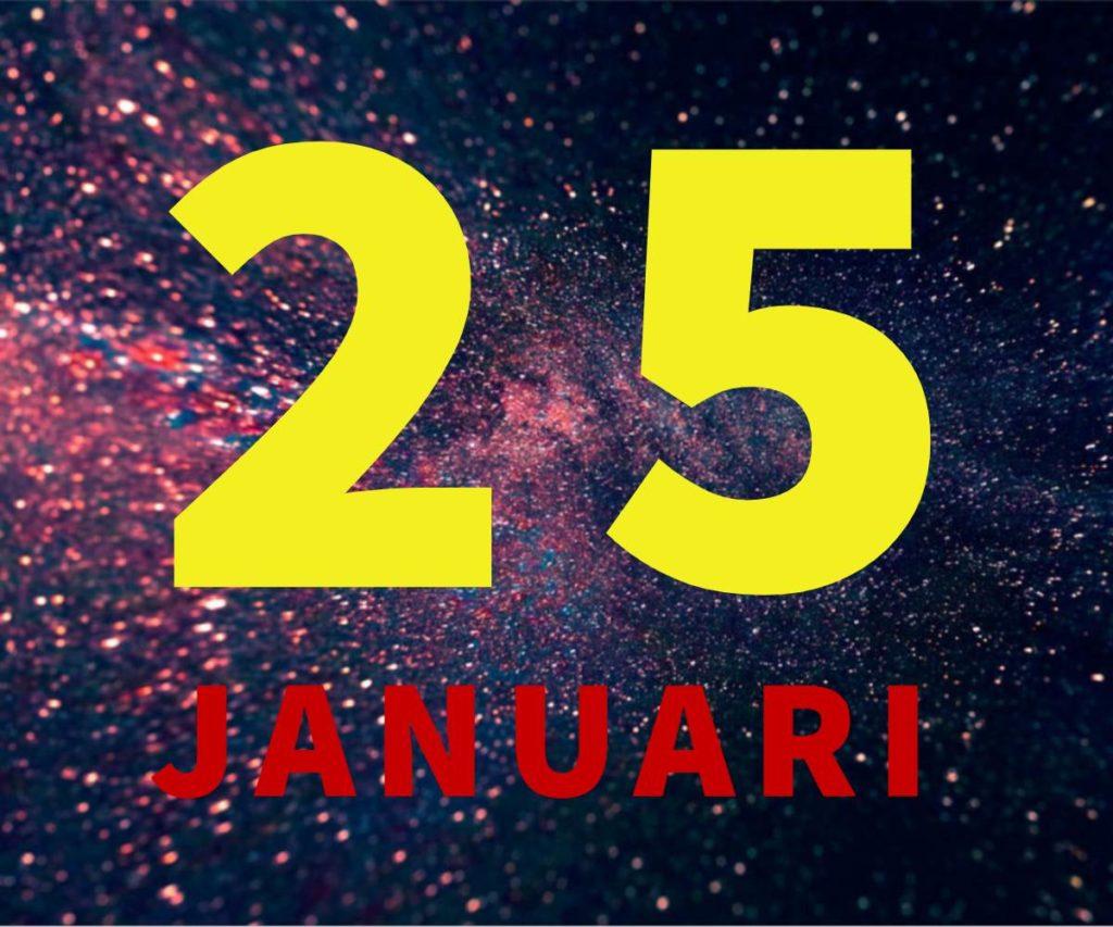 lahir 25 januari
