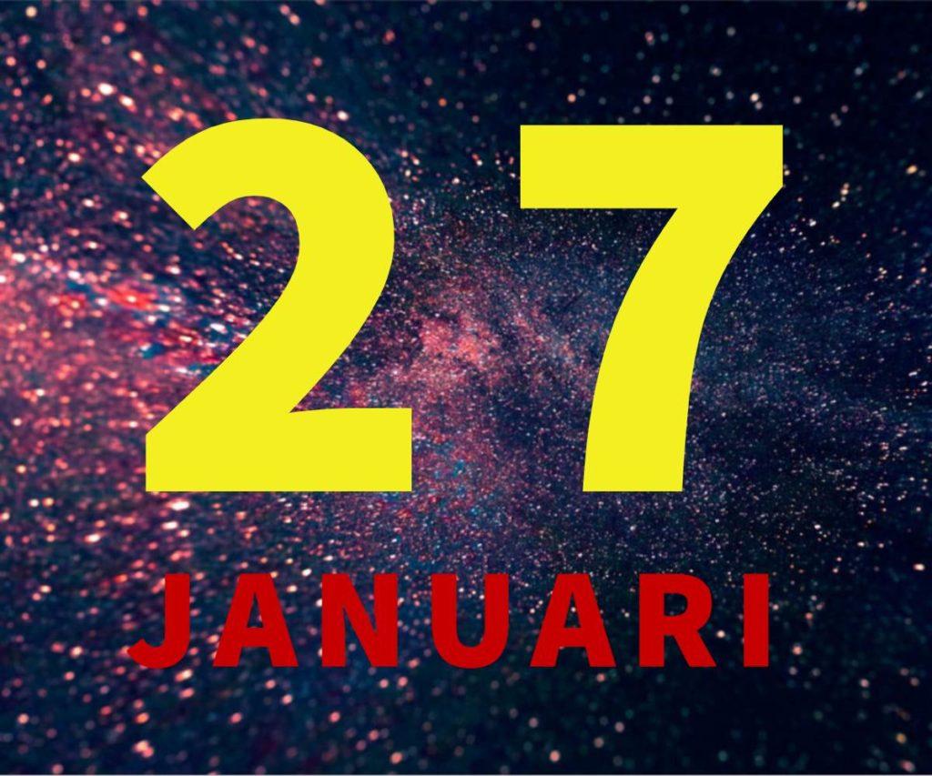 lahir 27 januari