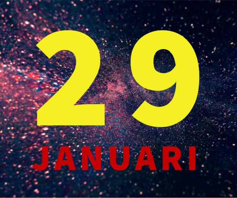 lahir 29 januari