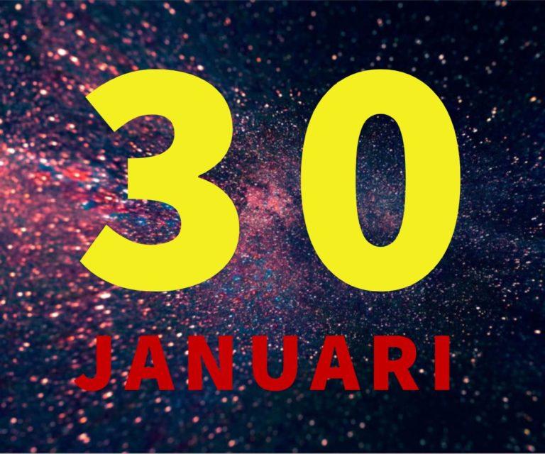 lahir 30 januari