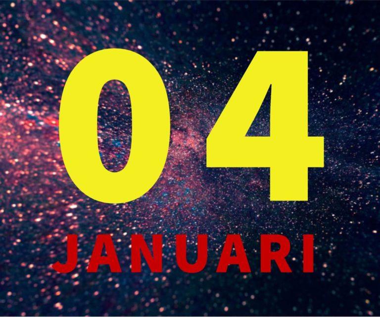 lahir 4 januari