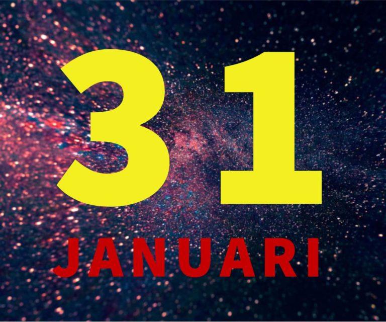 lahir 31 januari