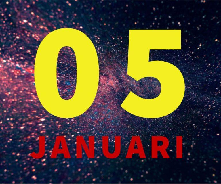 lahir 5 januari