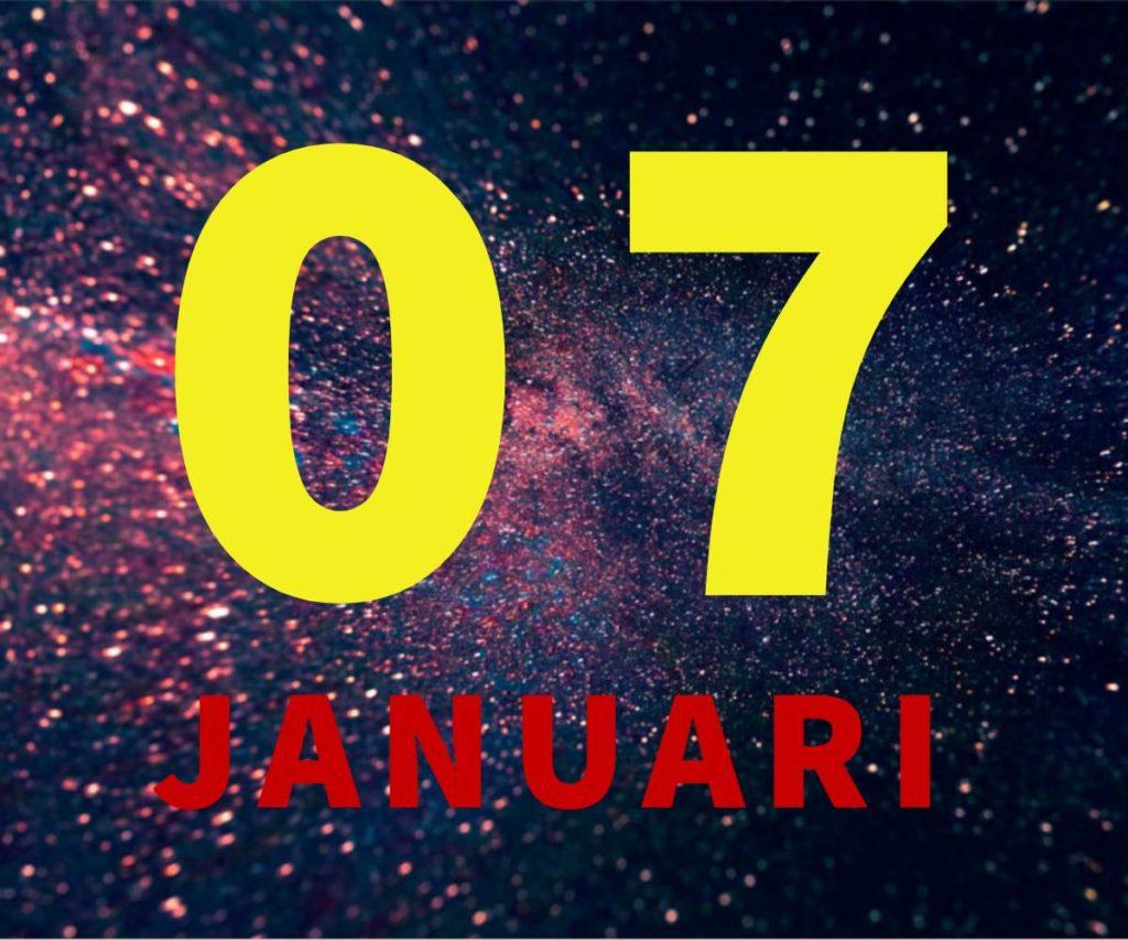 lahir 7 januari