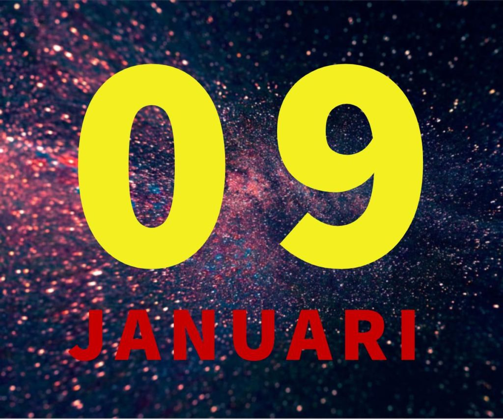 lahir 9 januari