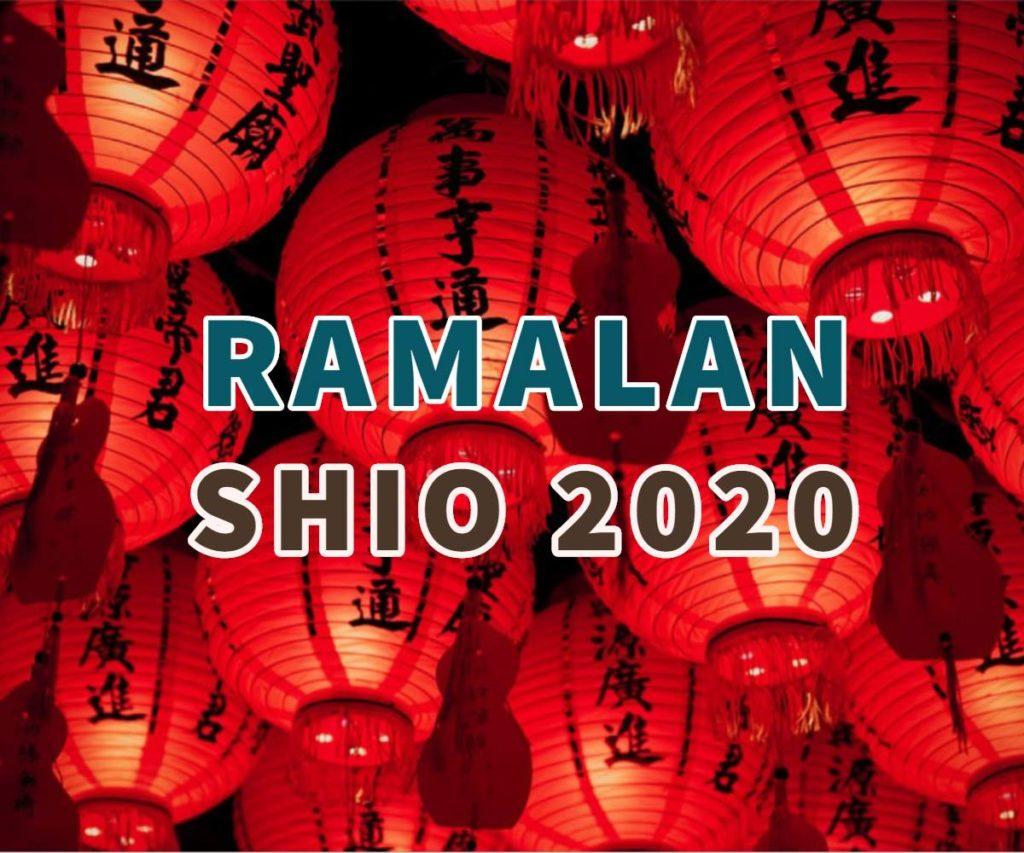 ramalan shio tahun 2020