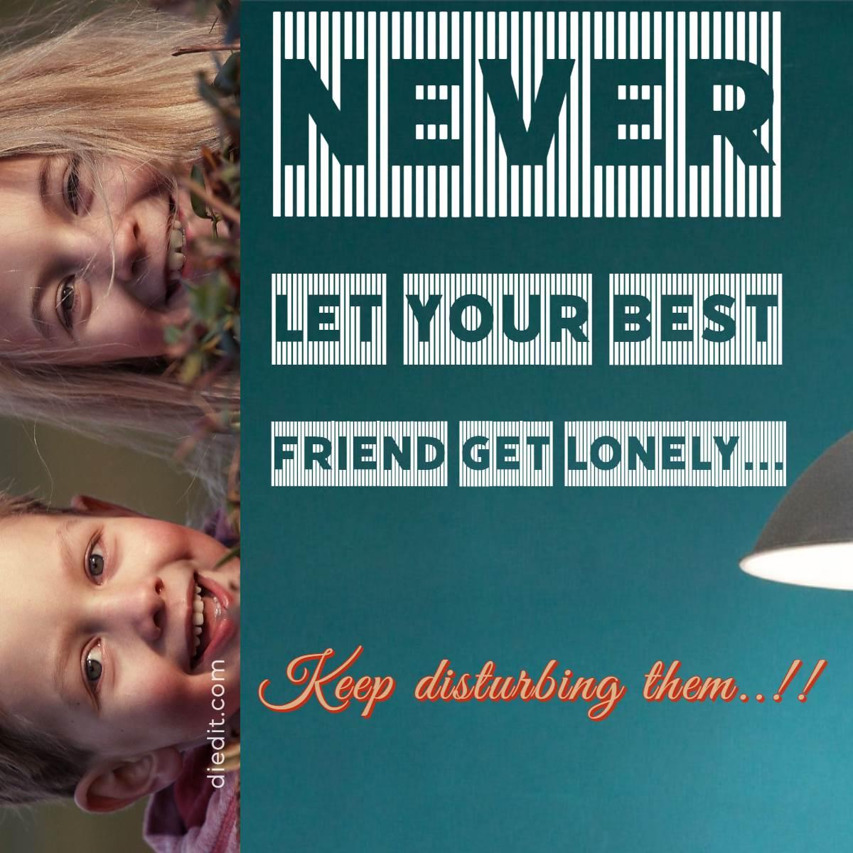 100 Kata Kata Persahabatan Lucu Gambar Untuk Teman Sejati