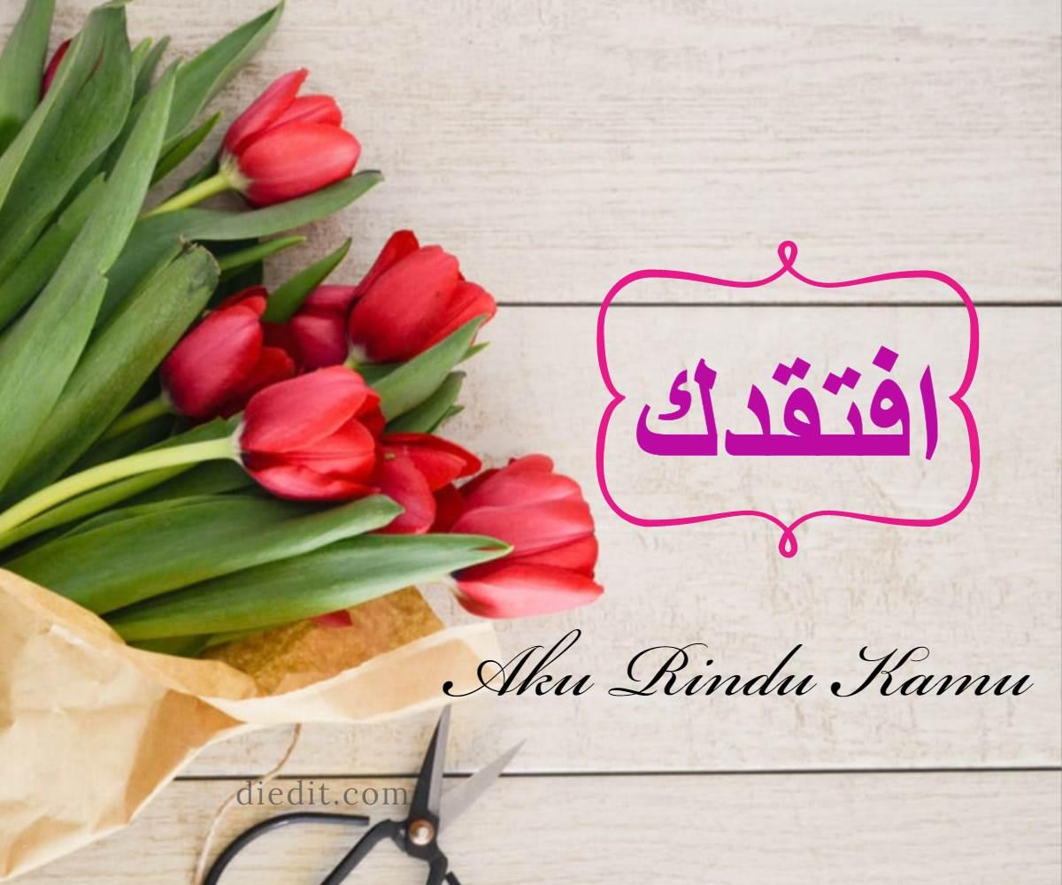 20 Kata Kata Rindu Romantis Dalam Bahasa Arab Diedit Com
