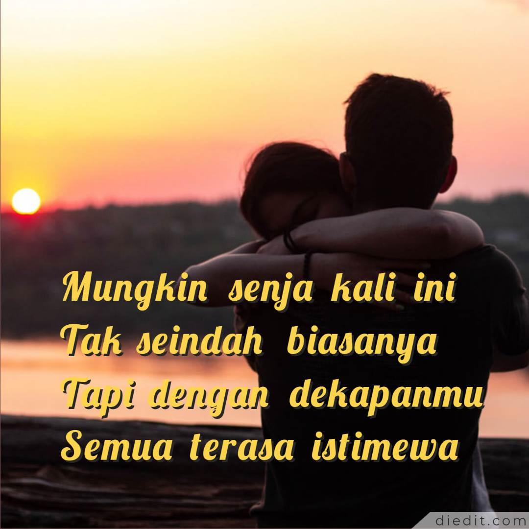 Kata Cinta Untuk Pasangan Suami Istri