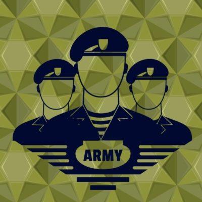 logo keren army