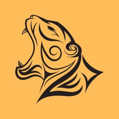 logo keren singa