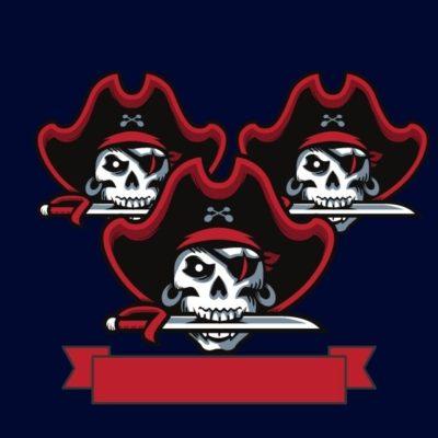 logo keren kelompok bajak laut