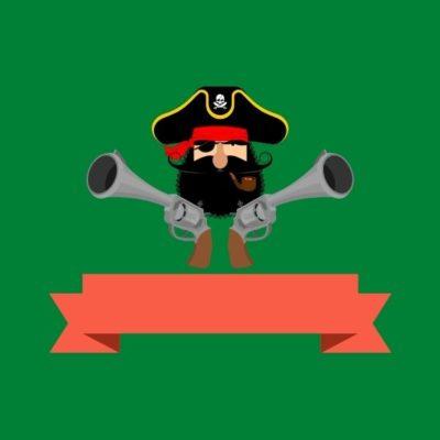 logo keren bajak laut