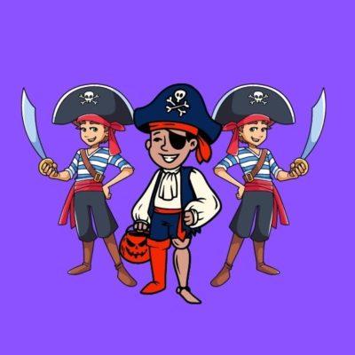 logo keren pirate