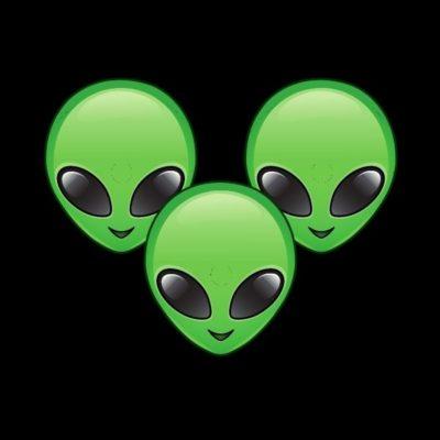 logo keren tim alien