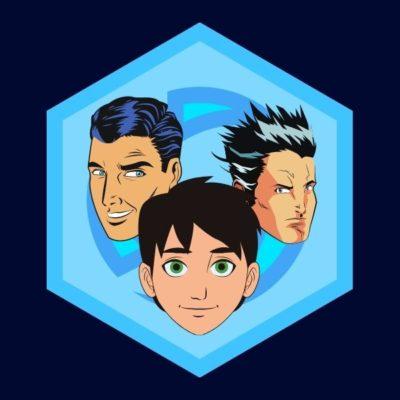 logo keren tim grup game