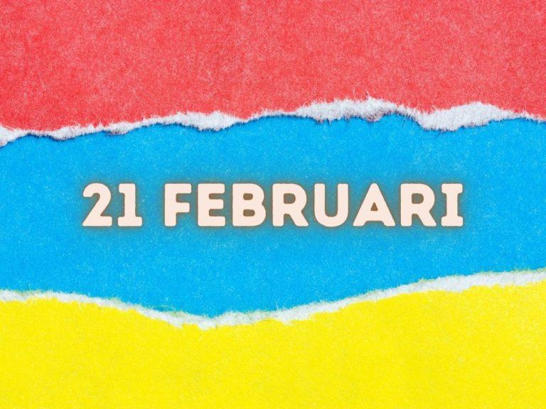 lahir 21 februari