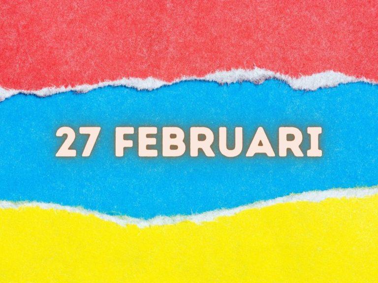 karakter lahir 27 februari