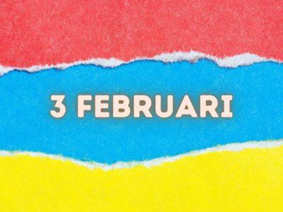 lahir 3 februari