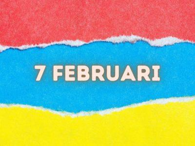 lahir 7 februari