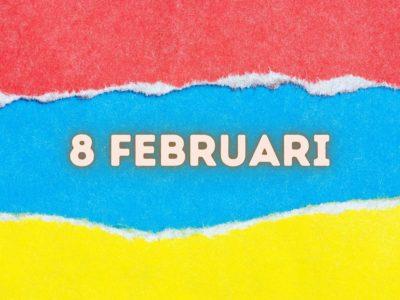 lahir 8 Februari