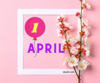sifat kelahiran 1 april
